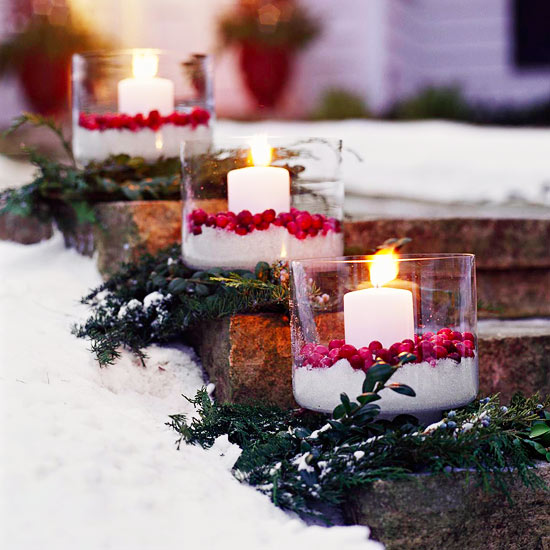 cheap christmas luminaries - Cheap Outdoor Christmas Decorations