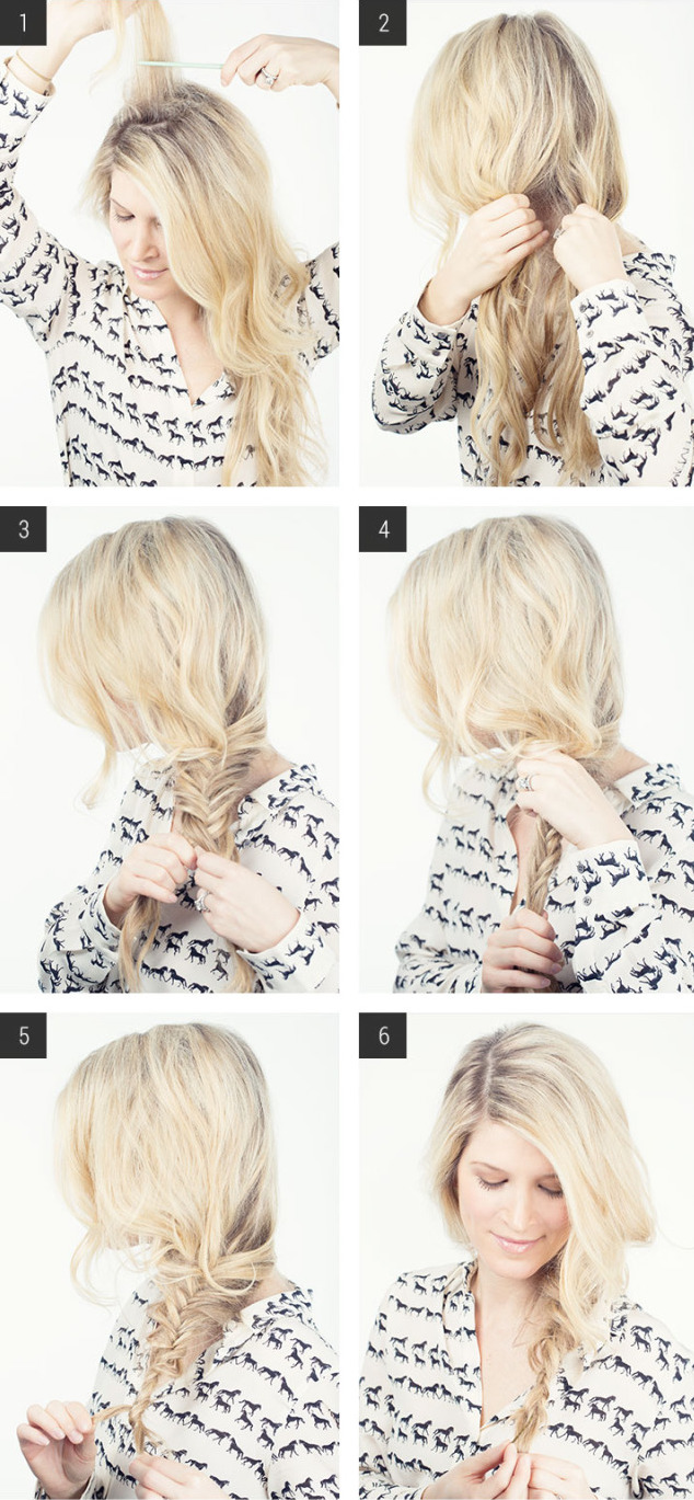 Remarkable 10 Simple And Easy Hairstyling Hacks For Those Lazy Days Cute Short Hairstyles Gunalazisus