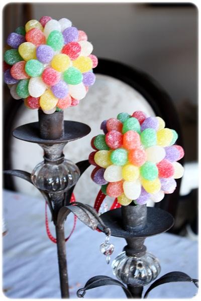 Gum Drop Ornament