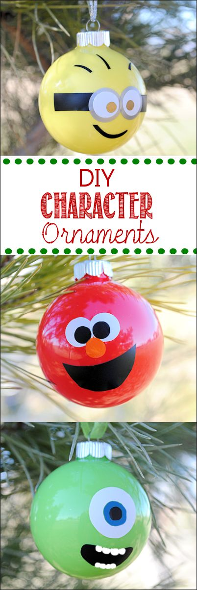 Minion Christmas Ornaments and More