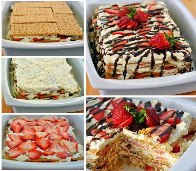 What are some good and easy homemade desserts?