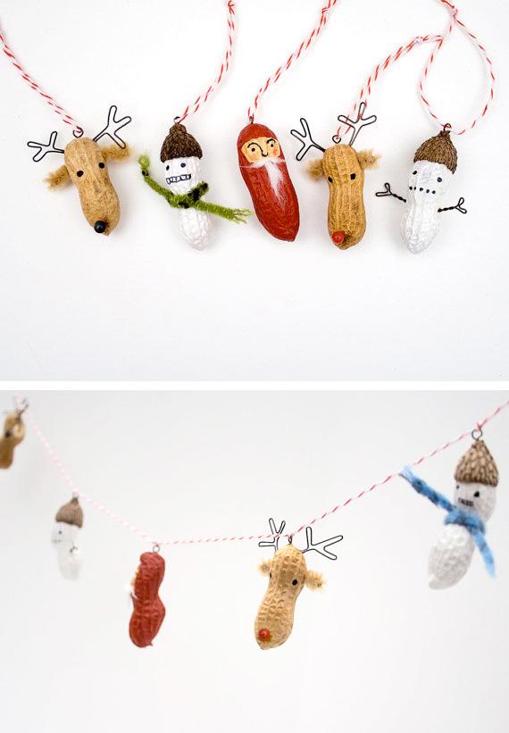 Peanut Creatures