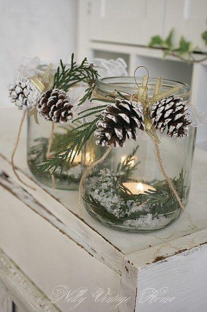 Simple Elegant Christmas Decor Cute