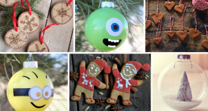 awesome homemade christmas ornaments