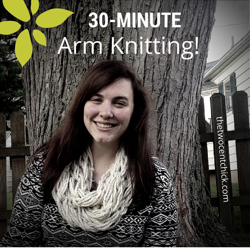 rm Knit a Chunky Cowl