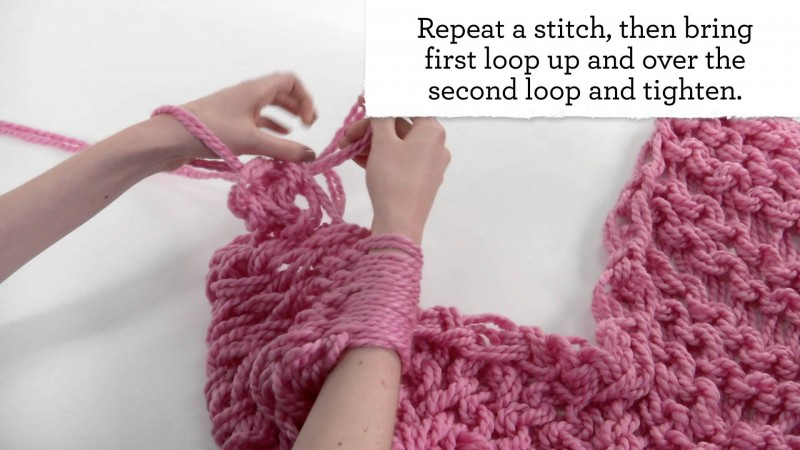 Knitting Scarf Tutorial : Diy arm knitting ideas and tips cute projects