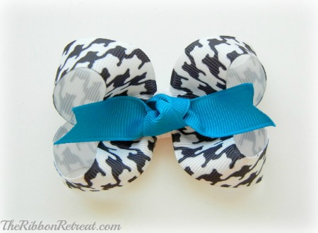 Be Like No Other With The Twisted Boutique Bow