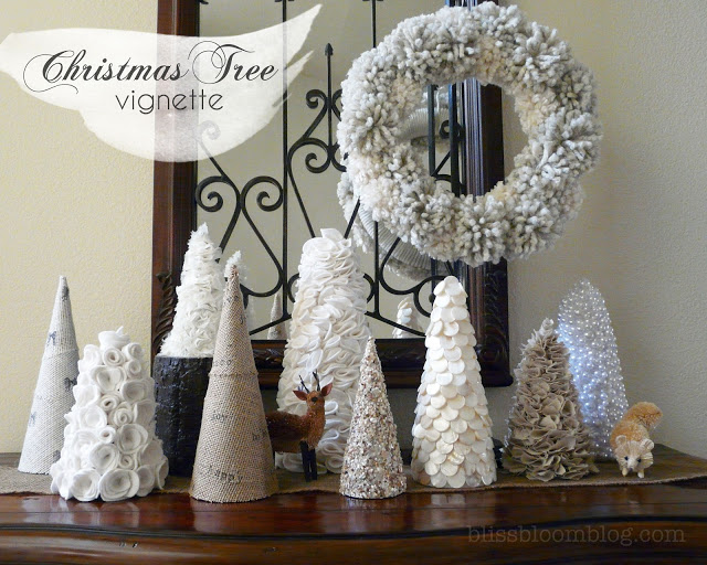 Homemade christmas trees page 2 of 2 cute diy projects