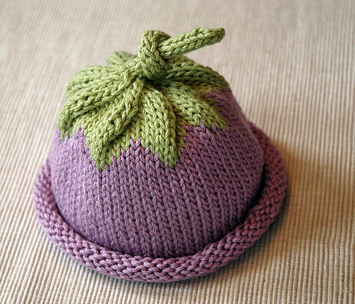 Berry Baby Hat