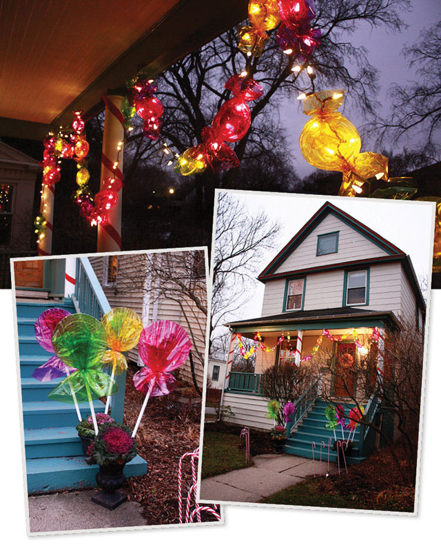 25 last minute diy christmas hacks cute diy projects for Outdoor decorating hacks