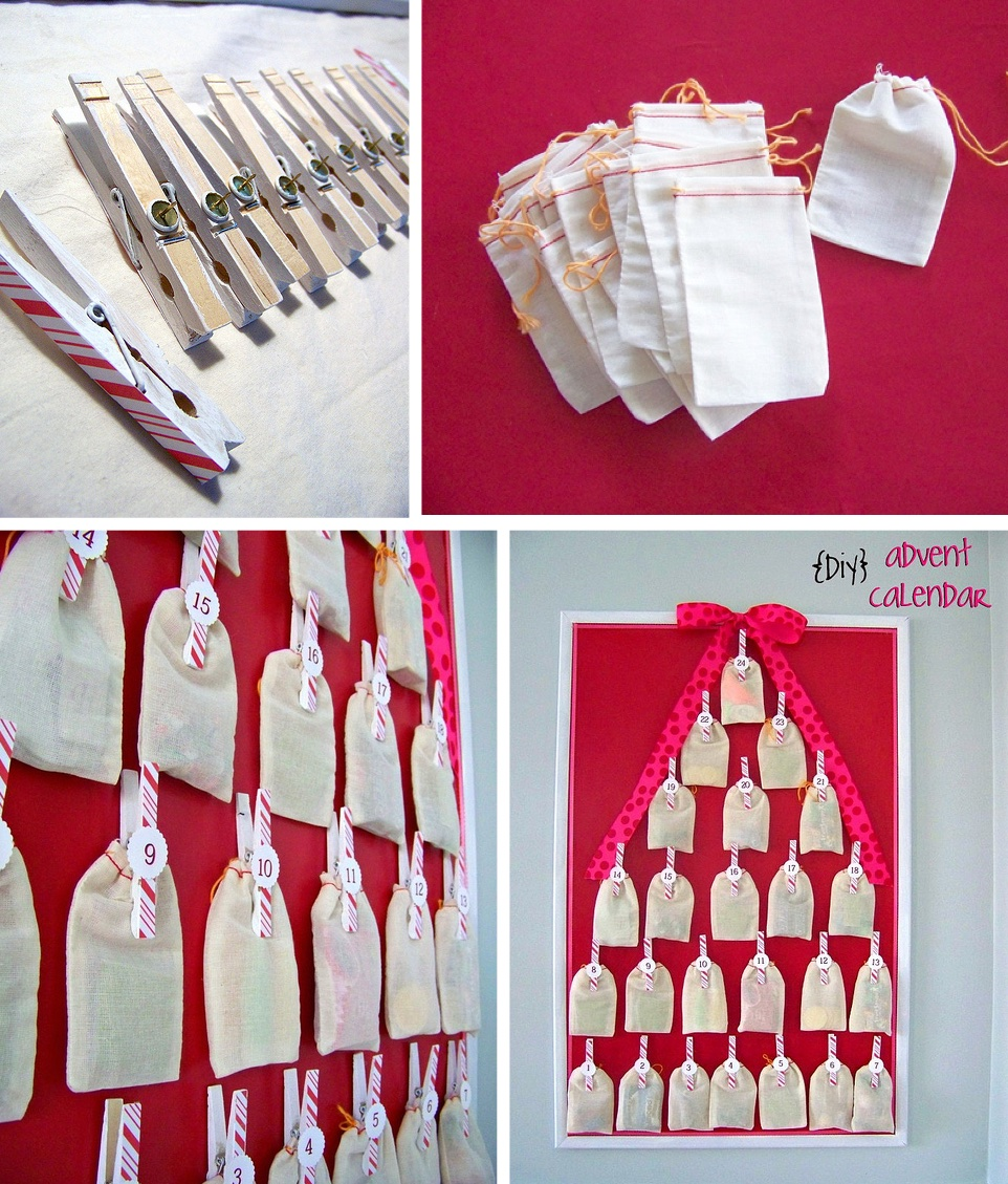 {Christmas Cheer Link Party} Holiday Craft