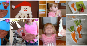 Cute Easy Crafts For Kids