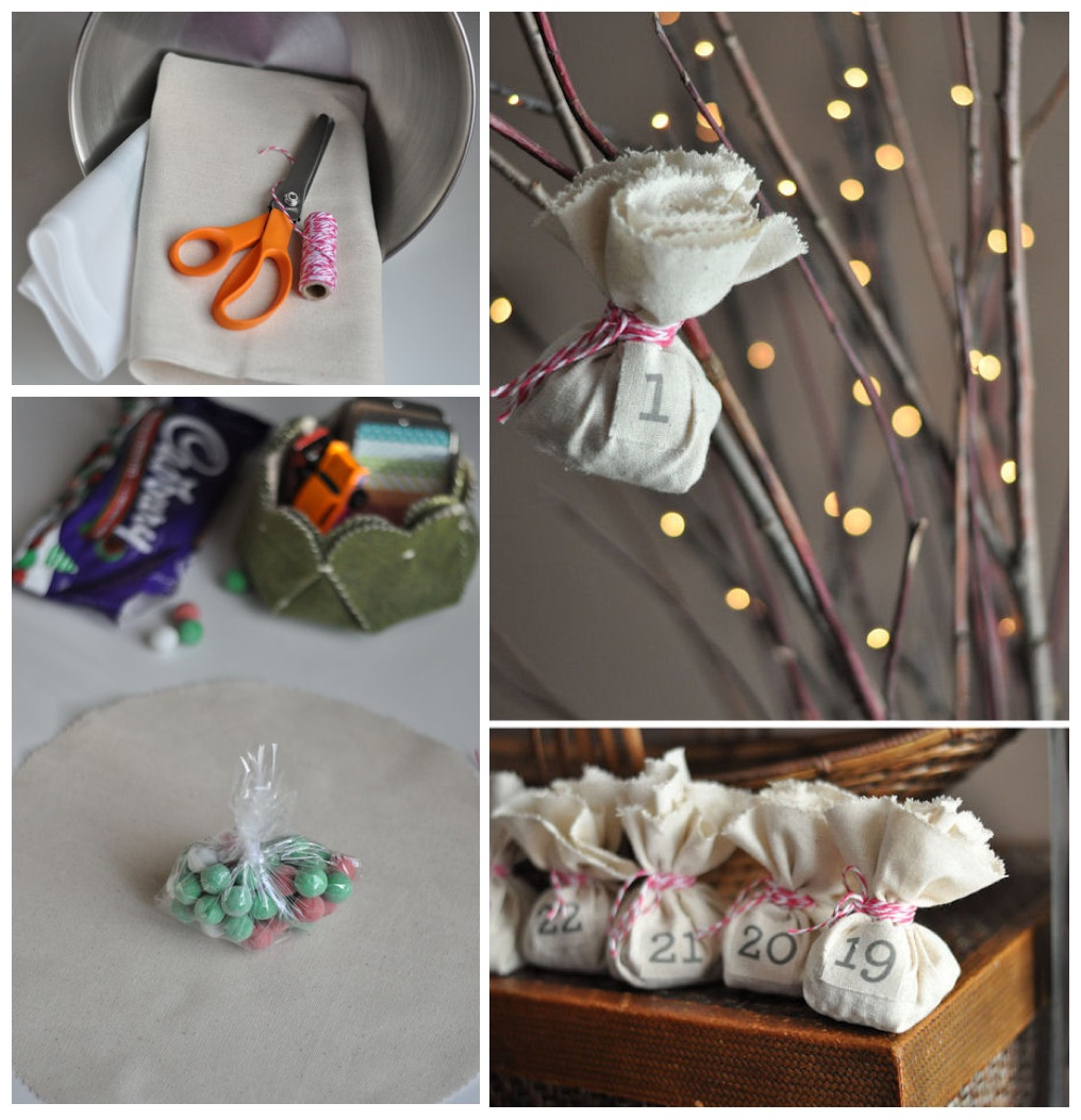 Diy Childrens Advent Calendar : Top ideas for the best diy advent calendar kids