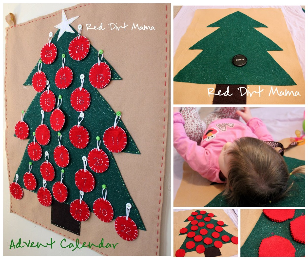 Advent Calendar Craft Kindergarten : Top ideas for the best diy advent calendar kids