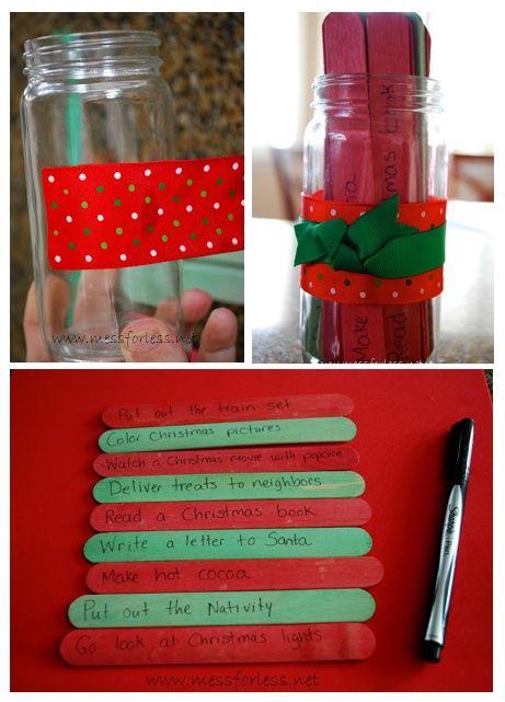 Top 15 ideas for the best diy advent calendar for kids page 2 of 2 easy diy advent calendar solutioingenieria Gallery