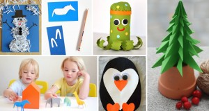 Easy Paper C Easy Paper Craft Projects You Can Make with Kidsraft Projects You Can Make with Kids