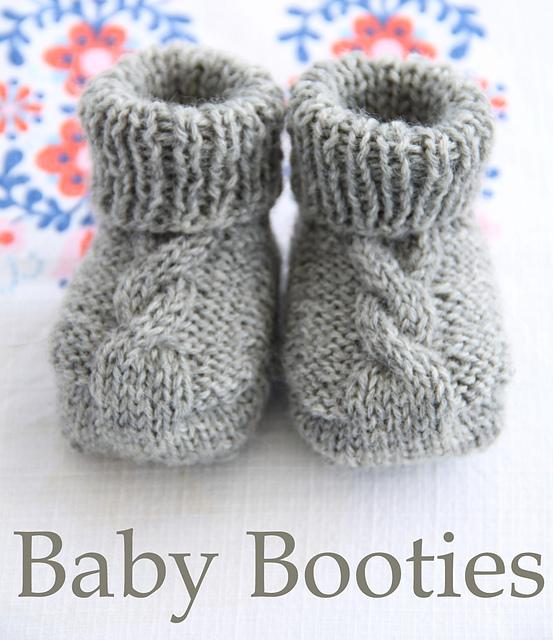 Epipa Baby Booties