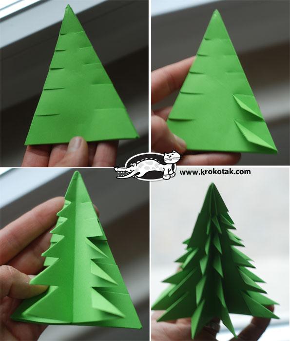 Fold-a-Fir-Tree