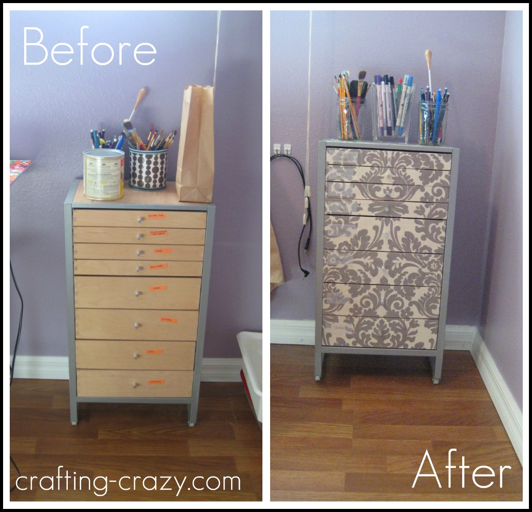 Văn phòng Great Drawer Makeover
