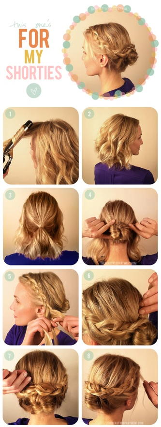 30 Short Hairstyles For That Perfect Look Cute Diy Projects