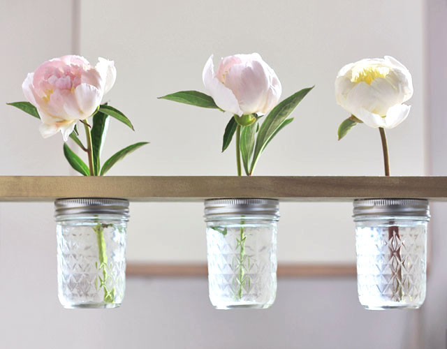 40+ Awesome and Cheap DIY Ways To Recycle Mason Jars