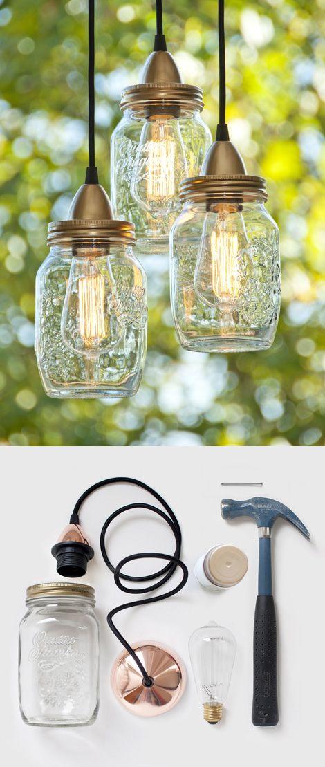Mason-Jar-Hanging-Lights