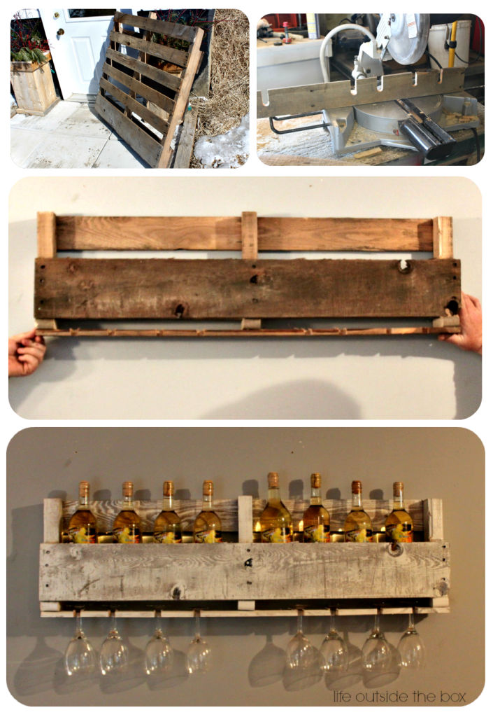 12 amazing diy rustic home decor ideas cute diy projects for Diy pallet home decor