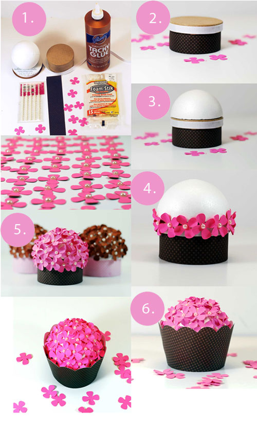 Cake Designs You Can Do At Home : Easy Paper Craft Projects You Can Make with Kids   Page 2 ...