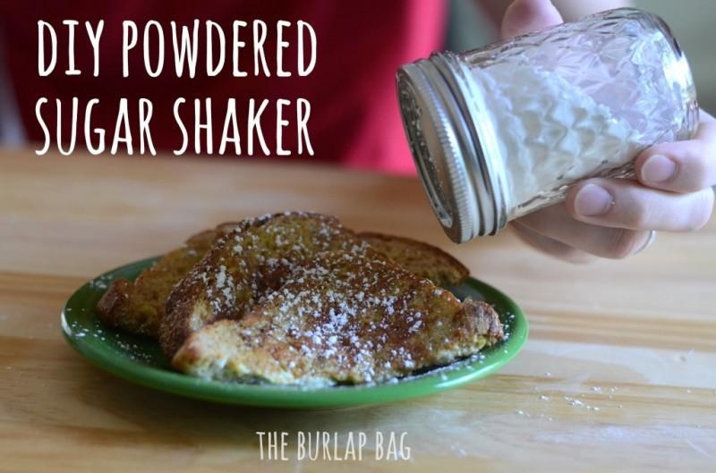 Powder Sugar Shaker