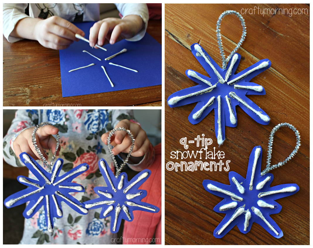 Snowflake Crafts Adults Www Topsimages Com