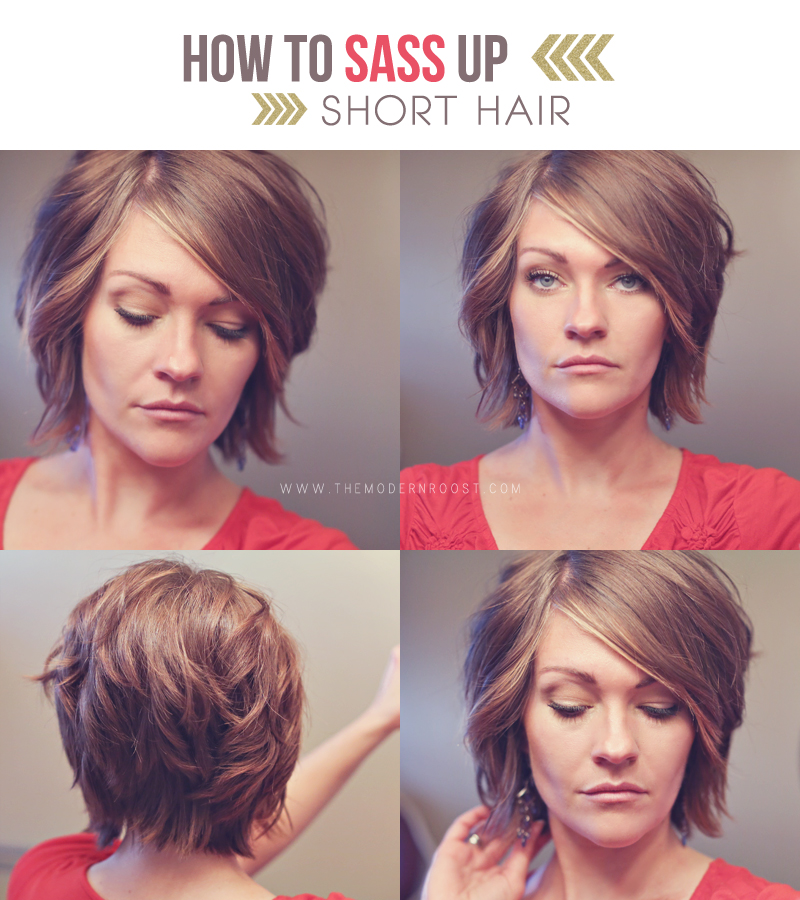 30 Short Hairstyles For That Perfect Look – Cute DIY Projects