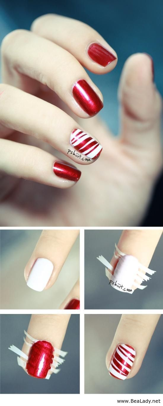 Here Is A Collection Of Chic, Yet Simple And Very Appealing Easy Nail  Designs That You Can Treat Yourself ...