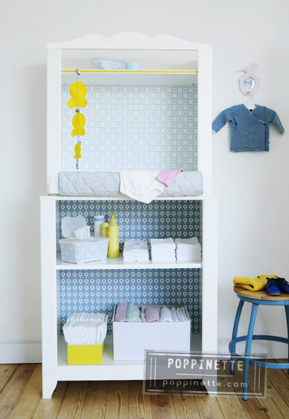 The Ikea Changing Table Makeover