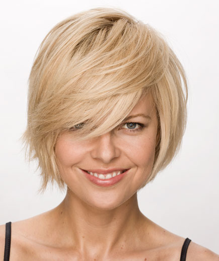 The Textured Bob