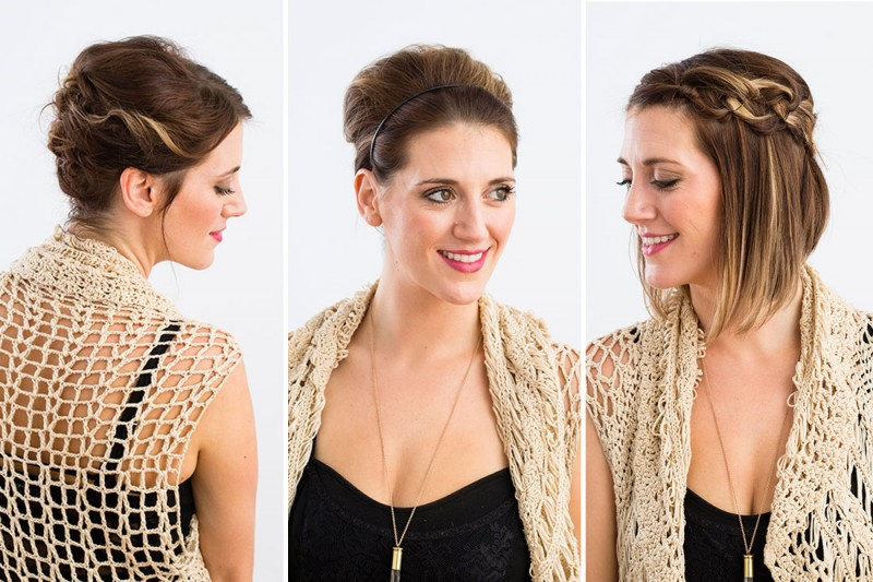 Twisted Romantic Hairdo