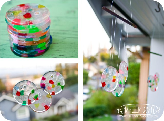 Weekend Whims- Suncatchers!