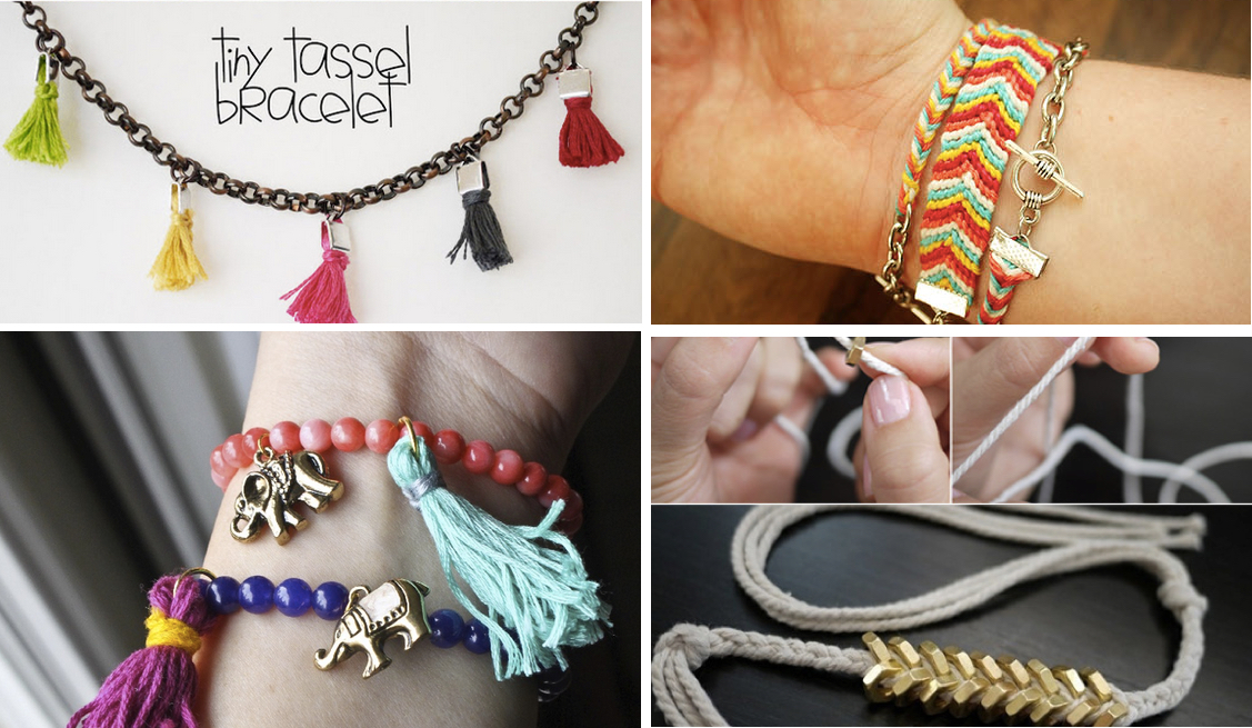 Jewelry Making Ideas: 60+ DIY Bracelets For Classy Ladies – Page 2 ...