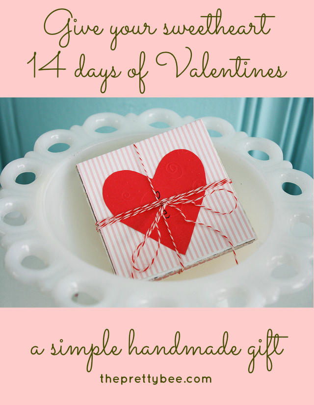 25 Lovely DIY Valentines Day Cards and Gifts Cute DIY Projects – Homemade Valentine Card