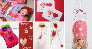 Elegant 25+ Lovely DIY Valentineu0027s Day Cards And Gifts