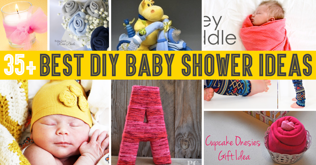 35 Diy Baby Shower Ideas Everyone Needs To Know About Cute Diy Projects,Creamy Lemon Parmesan Chicken Pasta