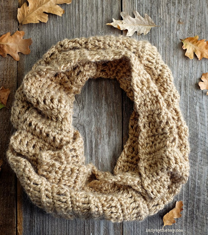 These 20 Free And Easy Crochet Scarf Patterns Will Blow