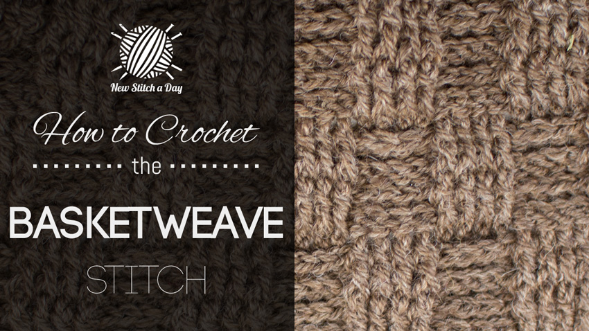 How To Crochet: 30+ Free Crochet Stitches and Tutorials ...