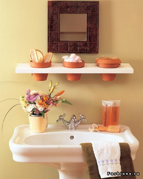 bathroom storage redefined