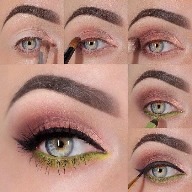 Tutorial Makeup Eyeshadow Natural Saubhaya Makeup