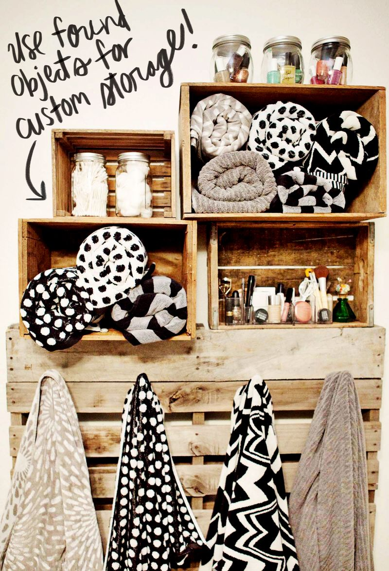 Diy Bathroom Projects 30+ diy storage ideas to organize your bathroom – cute diy projects