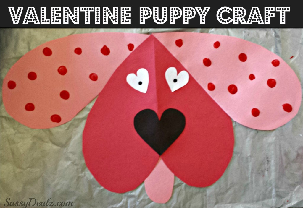 Make valentine 39 s day more colorful with these craft ideas for Valentine day crafts for kids