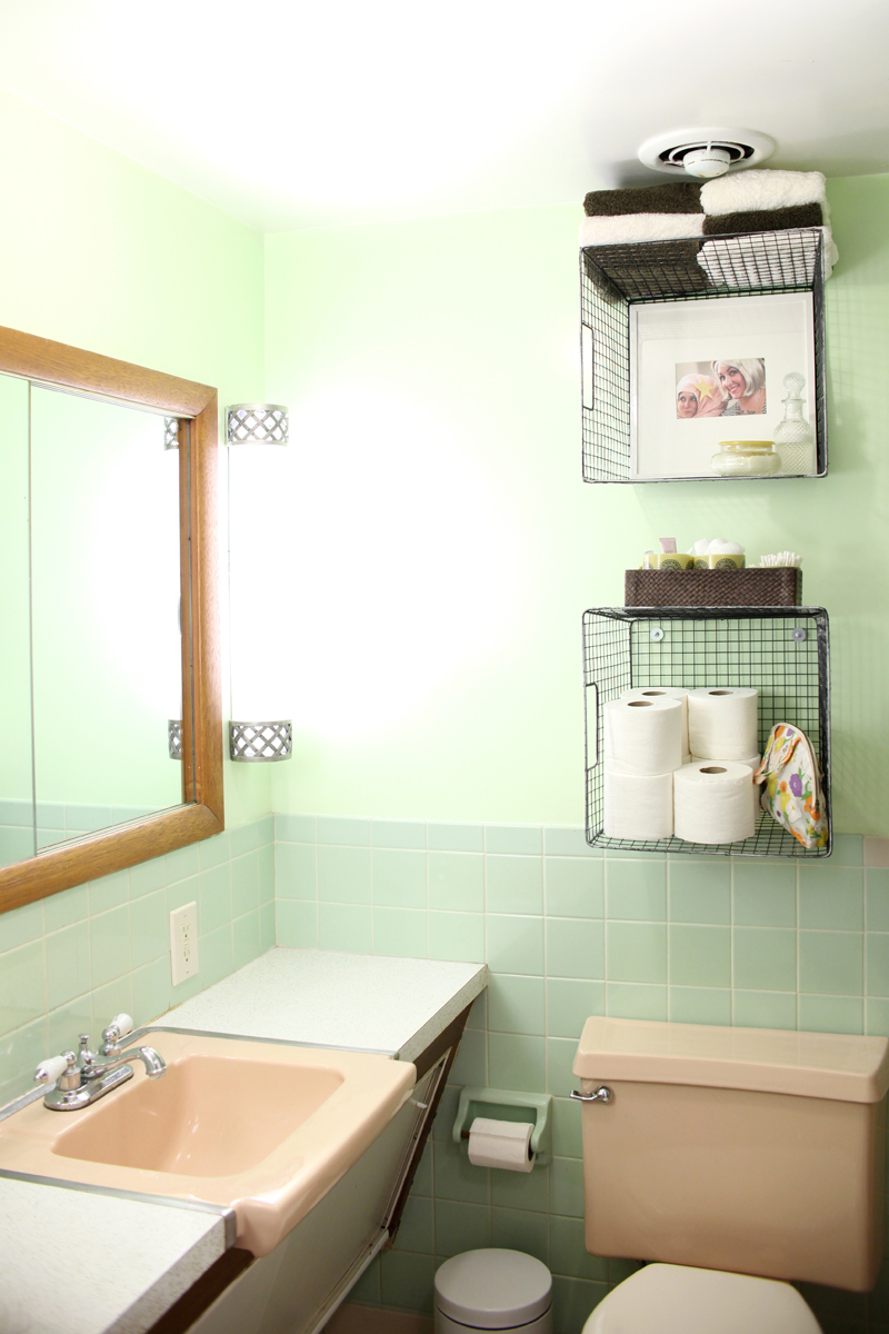 30 diy storage ideas to organize your bathroom cute diy for Bathroom designs diy
