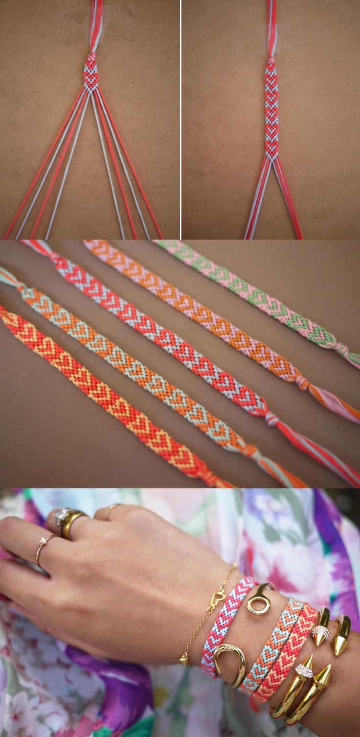 Jewelry Making Ideas: 60+ DIY Bracelets For Classy Ladies ...