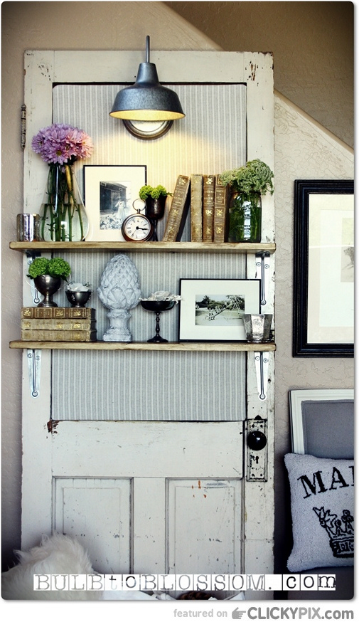 DIY Old Windows. This Is One Of The Best Living Room Decorating Ideas ...