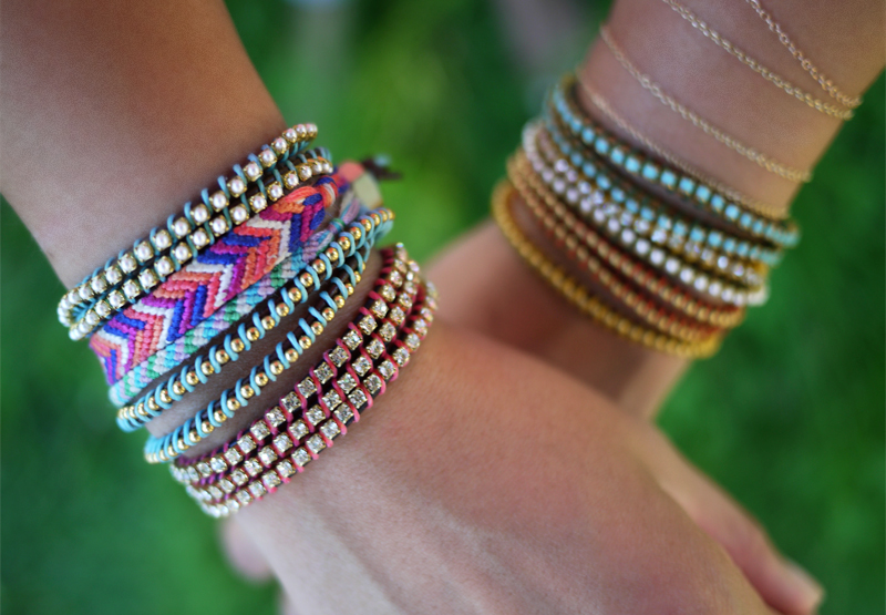Jewelry Making Ideas 60 Diy Bracelets For Classy Ladies Page 2